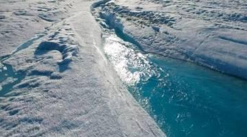 NYT Greenland Ice Melting Study