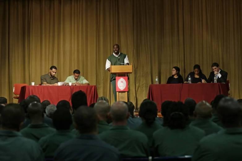 Harvard Loses Debate Inmates