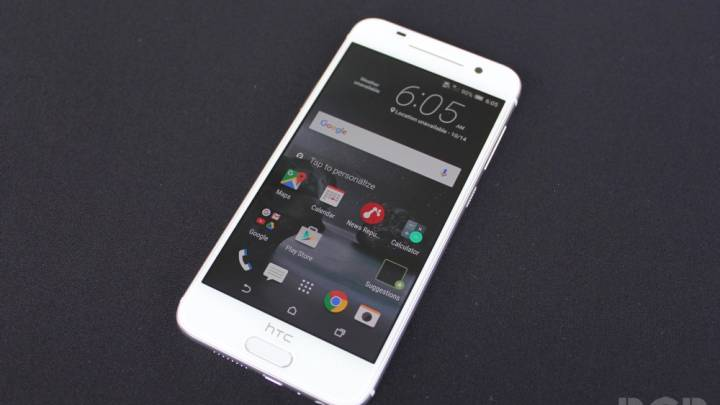 HTC One A9 Hands-On Preview