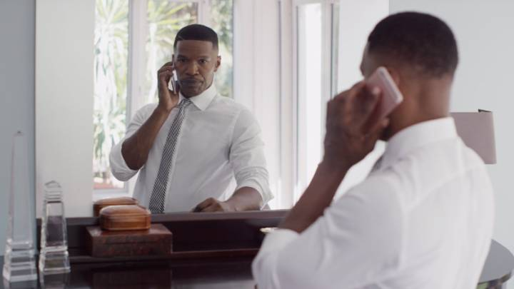 iPhone 6s 3D Touch Jamie Foxx Ad