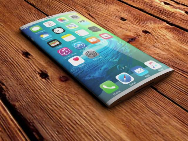 iPhone 2017 OLED Displays