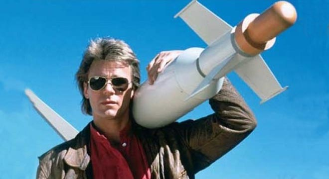 MacGyver 2015 TV Series Reboot