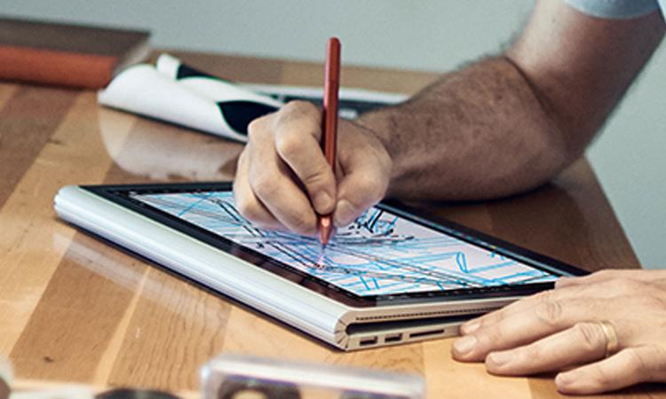 Surface Book Tablet Mode Secret