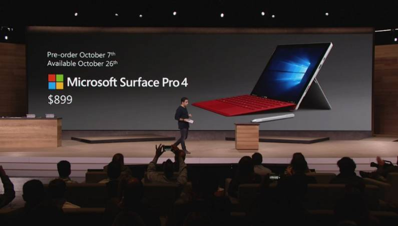 Surface Pro 4 Book Lumia 950