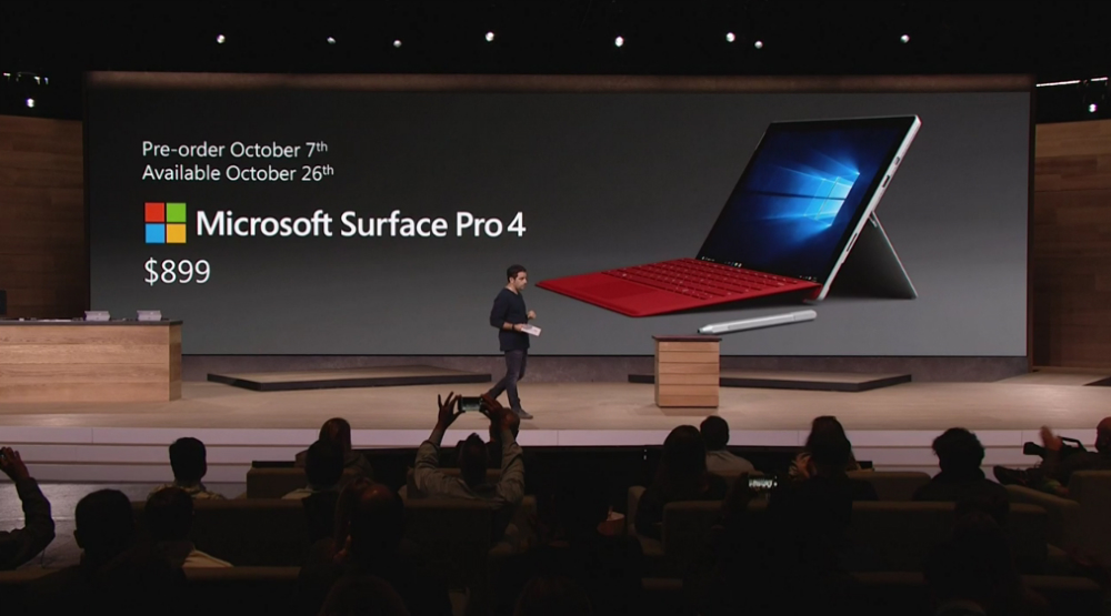 Surface Pro 4 Book Lumia 950