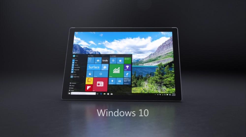 Surface Pro 5 vs. Windows 10 Cloud