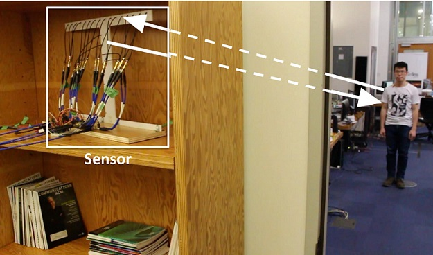 MIT Device Sees Through Walls