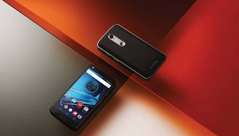 Motorola Droid Turbo 2 Maxx 2