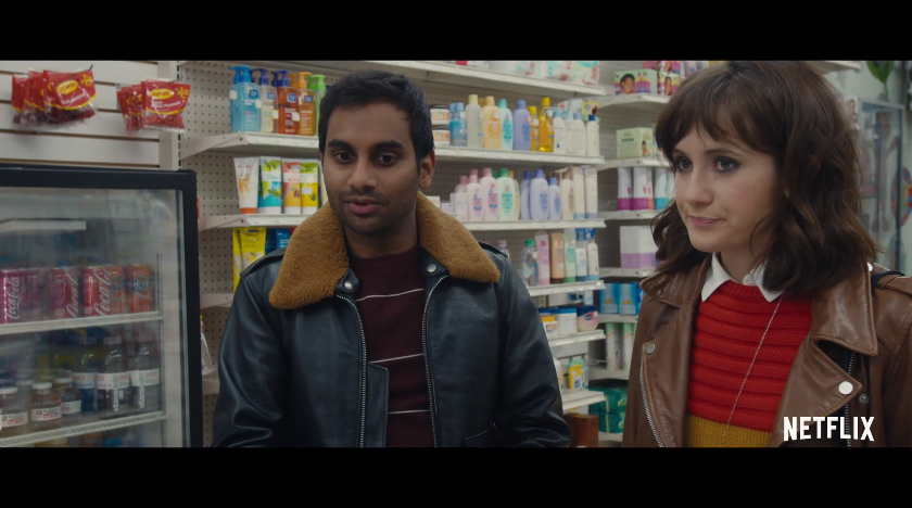Aziz Ansari Master of None Trailer