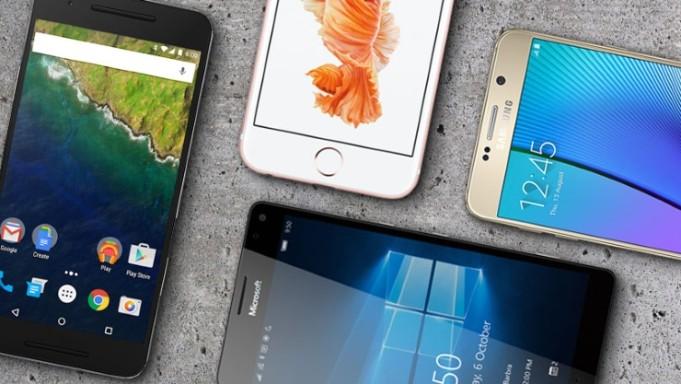 iOS 9 Android 6.0 Marshmallow