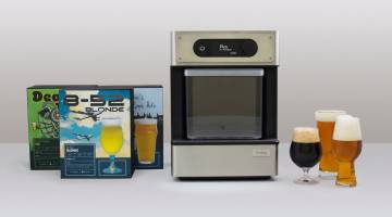 Pico Brew Home Brewing Appliance Kickstarter Campaign
