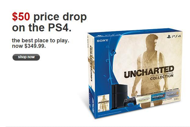 PS4 Price Drop Leak