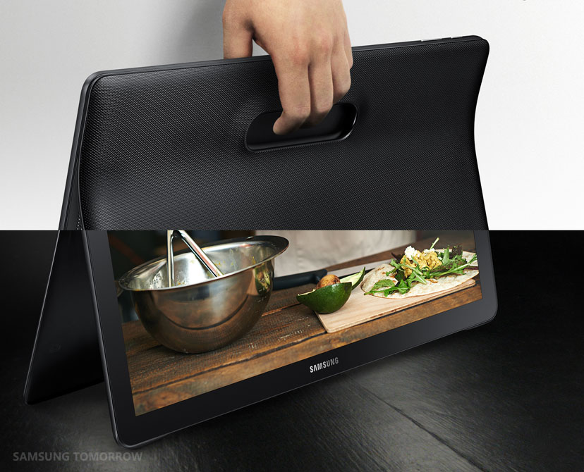 Samsung Galaxy View 18-inch Tablet