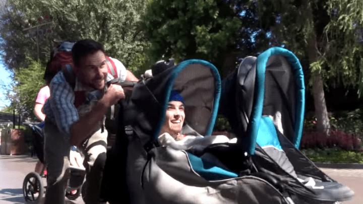How To Sneak Into Disneyland Video