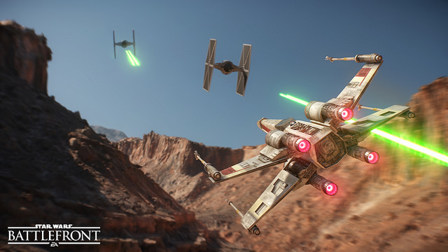 Star Wars Battlefront Beta PS4 Live Stream