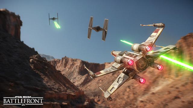 Star Wars Battlefront Beta PS4 Live Stream