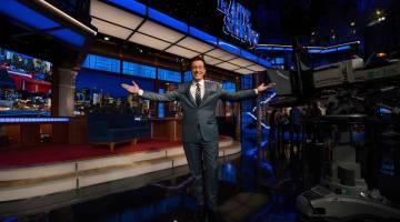 Stephen Colbert Star Wars: The Force Awakens