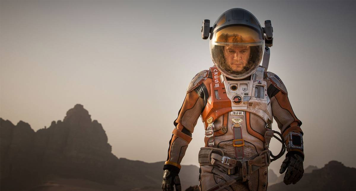 The Martian Movie Rating Review