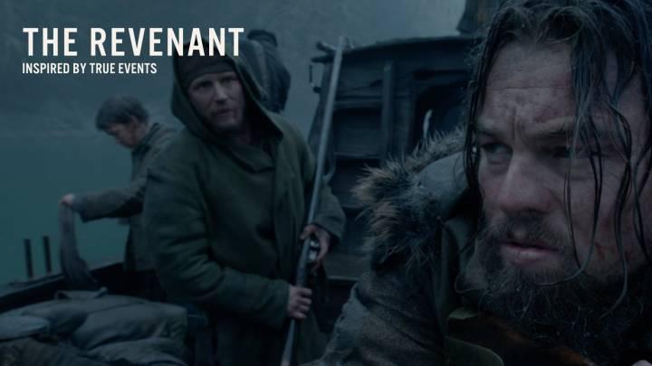 The Revenant Leonardo DiCaprio Experience