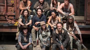 The Walking Dead Glenn Death