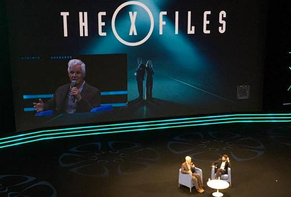 X-Files 2015 TV Series Preview
