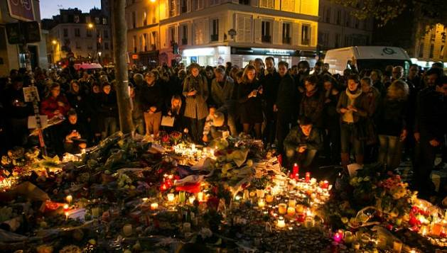 Husband Response ISIS Antoine Leiris