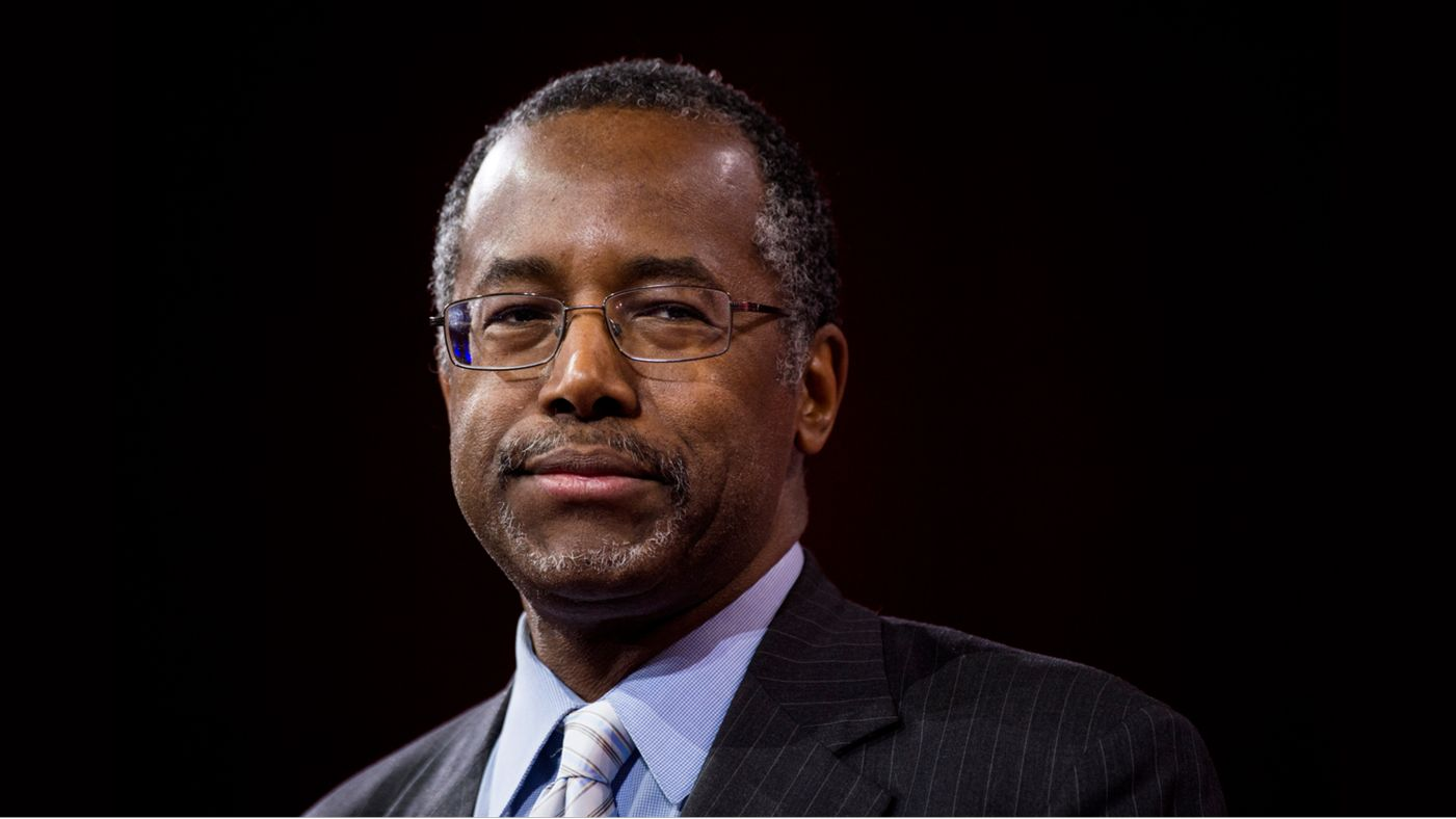 Ben Carson ISIS Washington Post Editorial