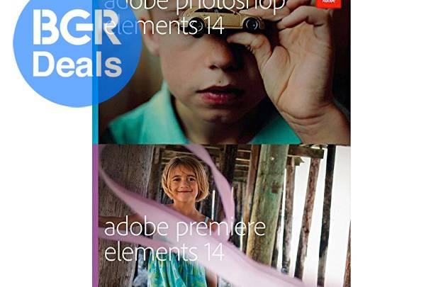 Adobe Photoshop Elements Premiere Elements 14 Sale