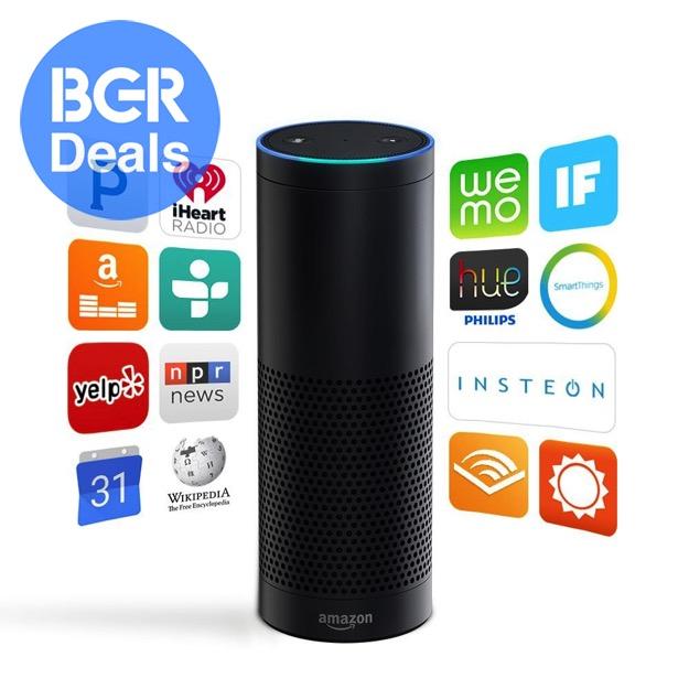 Amazon Echo Discount
