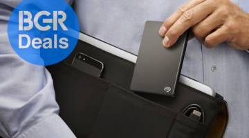 External Hard Drive Deals