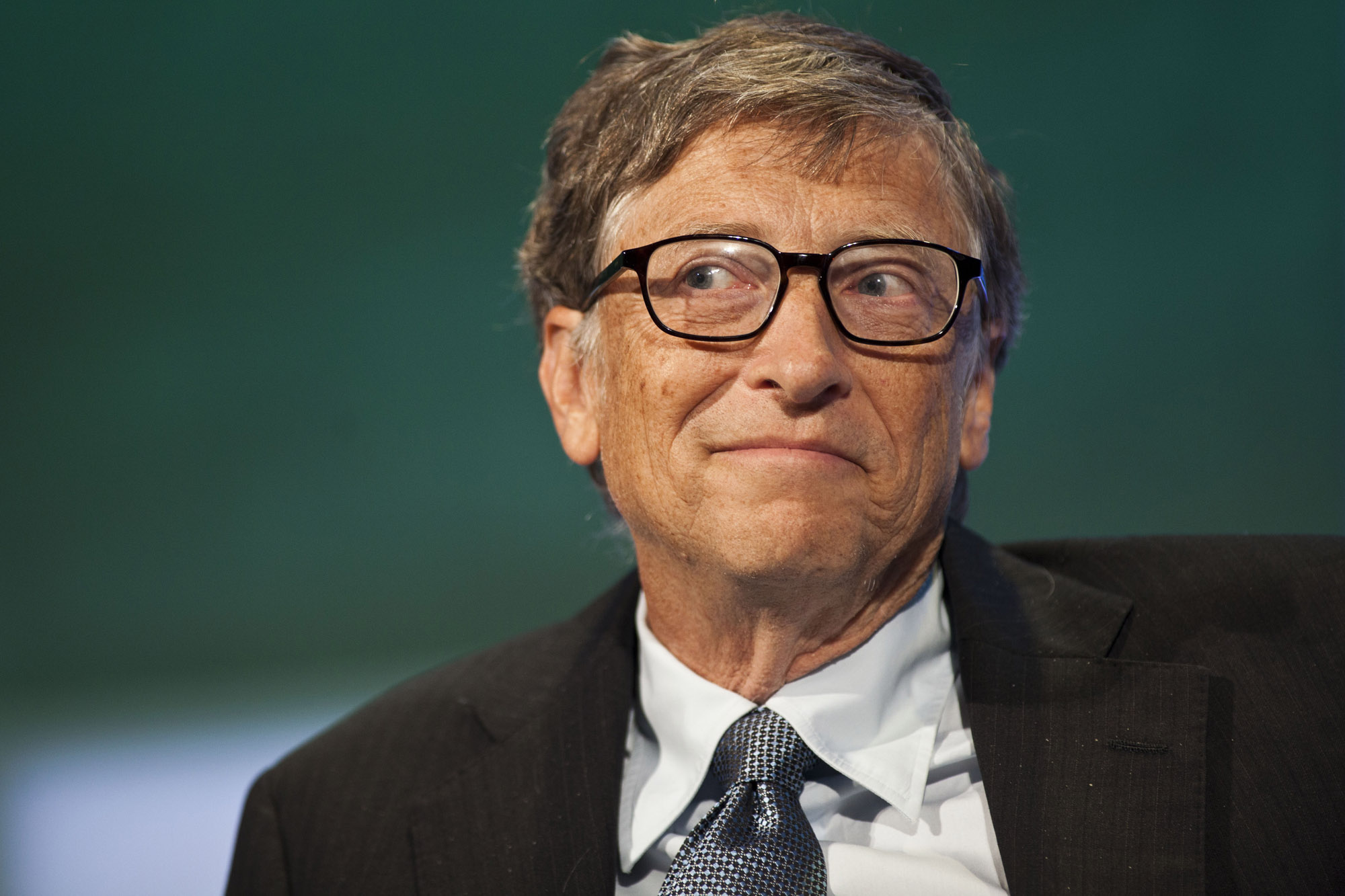 Bill Gates Bill Gates on climate change 39Energy miracle possible