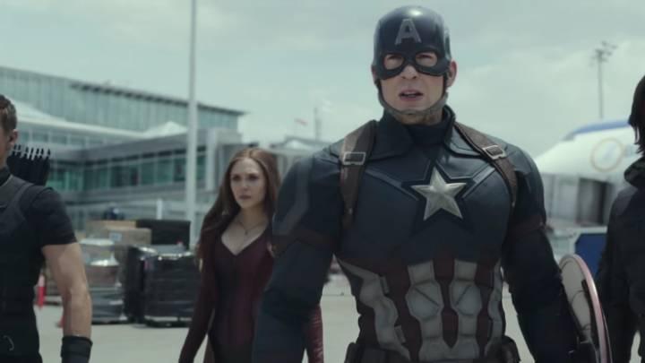 Captain America: Civil War Trailer Poster