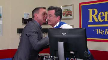 Colbert Spectre James Bond Car Rental