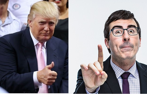 Donald Trump John Oliver