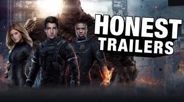 Fantastic Four Honest Trailer