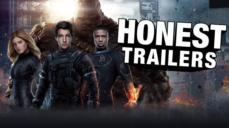 Fantastic Four Honest Trailer