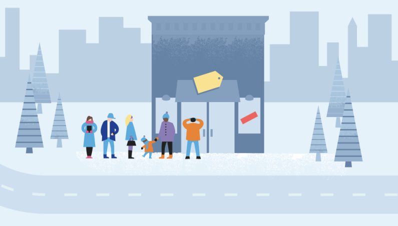 Google Black Friday Shopping Data