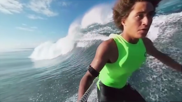 GoPro 360-Degree Surfing Video