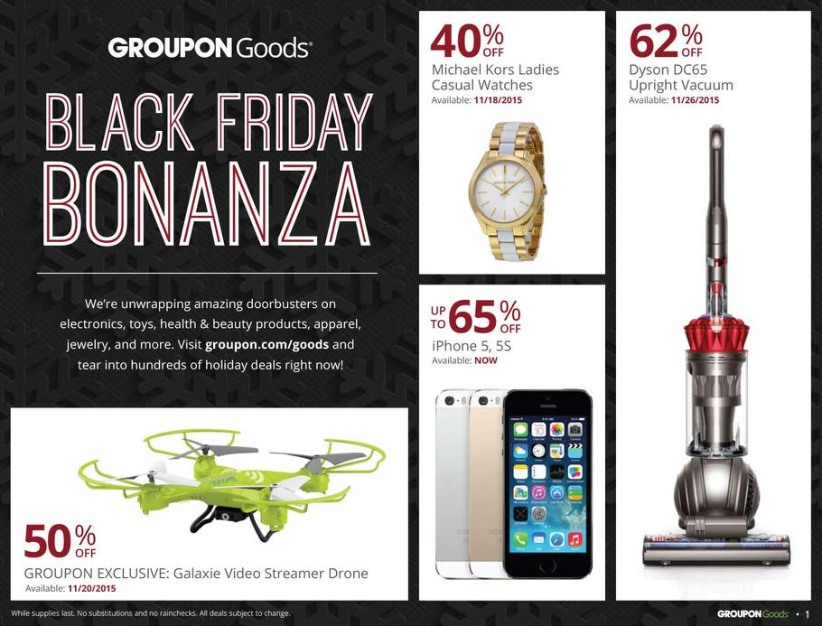 Groupon Black Friday 2015