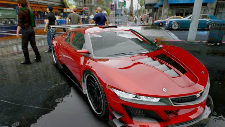 GTA V Graphics Mod