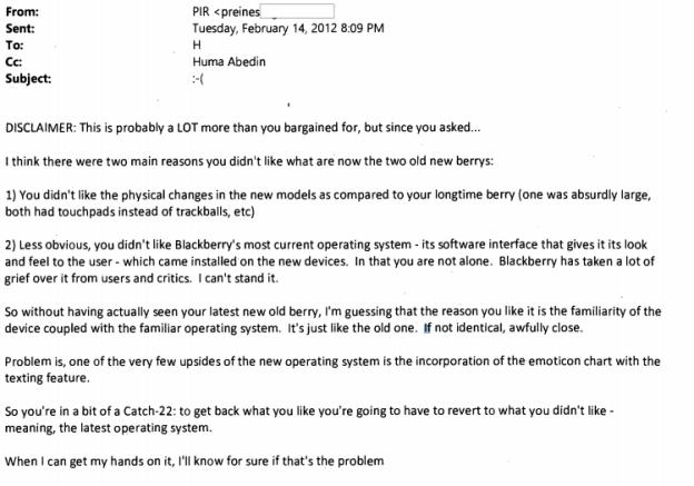 clinton emails emoji linkedin discussed bgr