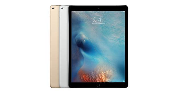 iPad Pro Surface Pro 4 MacBook