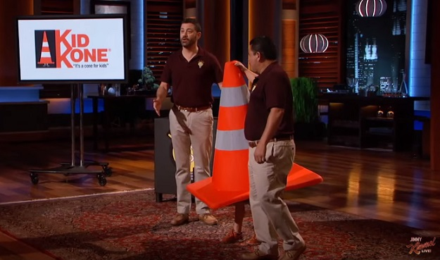 Jimmy Kimmel Shark Tank