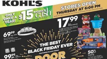 Kohls Full Black Friday 2015 Ad Leaked