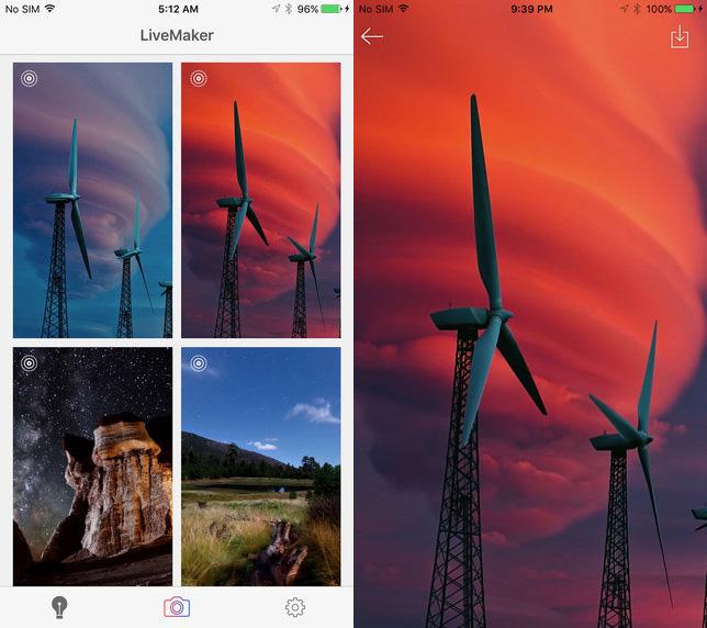 Live Photos iPhone 6