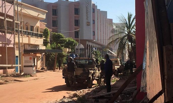 Hostage Terrorist Attack Mali