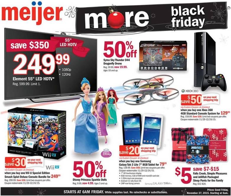 Meijer Full Black Friday 2015 Ad Leaked