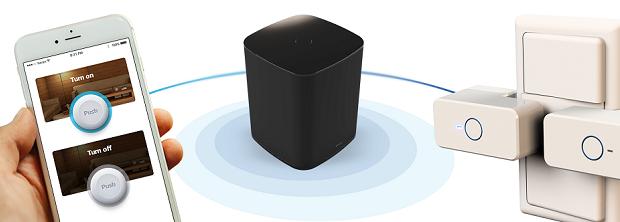 Internet Of Things Microbot Push