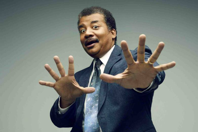 Neil deGrasse Tyson SpaceX