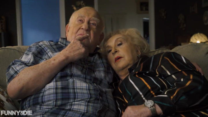 Old People Netflix and Chill